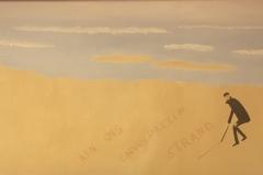 Wonderkind aan ons onvolprezen strand (Ode aan Lennaert Nijgh)